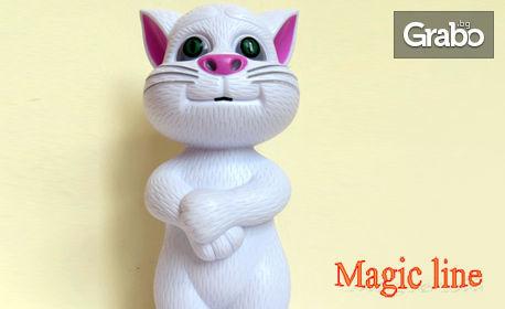Интерактивна играчка Говорещият Том - бебе! Подари на малчо забавление