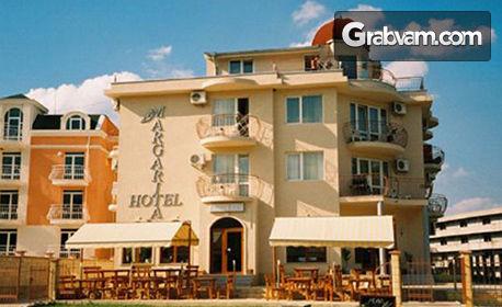 Лятна почивка в Кранево с нощувка със закуска - на 150м от морето