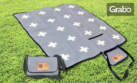 Пикник одеяло в чанта Nature