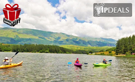 Еднодневно каяк приключение - Discover Kayaking