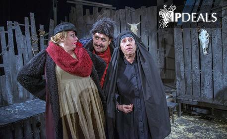 "Постановката ""Мрак"" по Антон Страшимиров - на 24 Октомври"