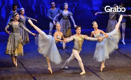 """Насладете се на балета """"Лебедово езеро"""" на 28 Януари"""