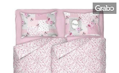 Спален комплект от 5 части, в десен по избор