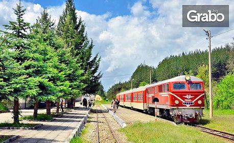 Пътешествие с Родопската теснолинейка! Еднодневна екскурзия до Велинград и Разлог на 11 Октомври