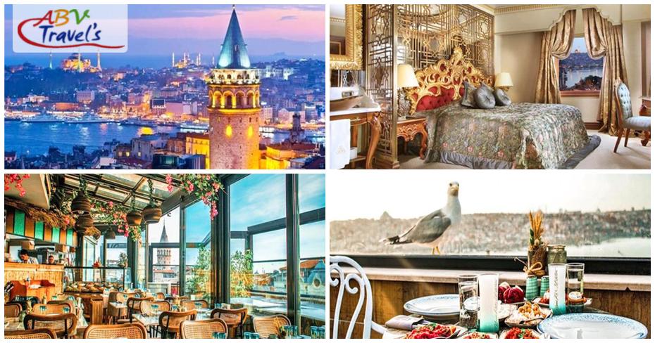Last Minute екскурзия до Истанбул и Одрин! 3 нощувки със закуски в хотел 4*, плюс транспорт, от ABV Travels