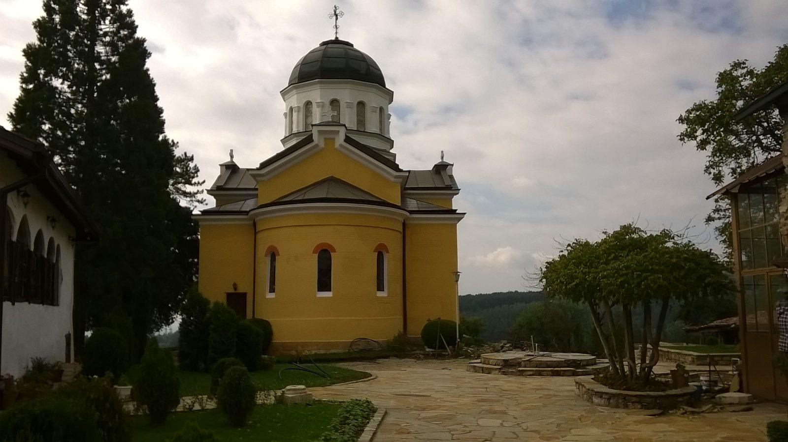Резултат с изображение за кремиковски манастир