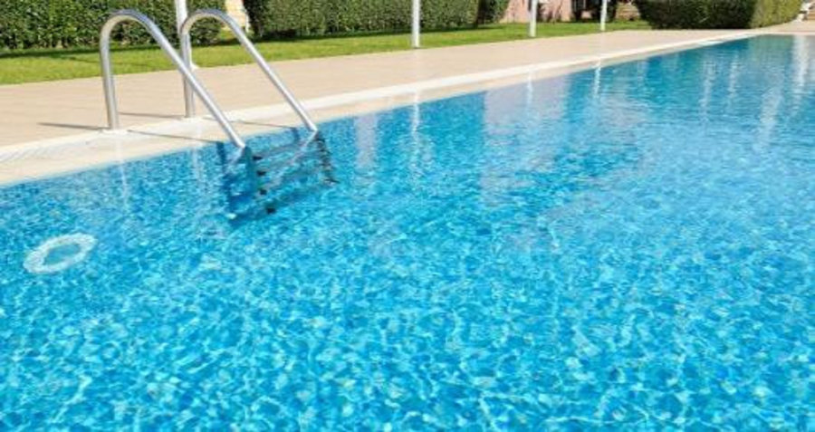 how to clean crap from pool