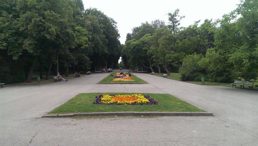 Zapaden Park Sofiya Opoznaj Bg