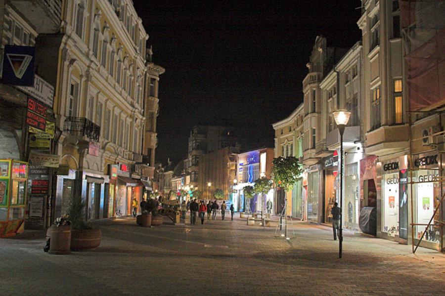 Glavna Ulica Plovdiv Opoznaj Bg