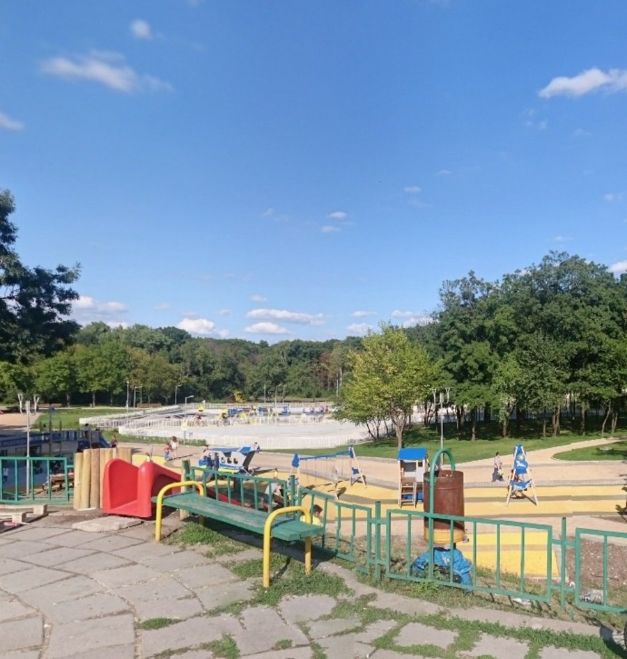 Severen Park Sofiya Opoznaj Bg